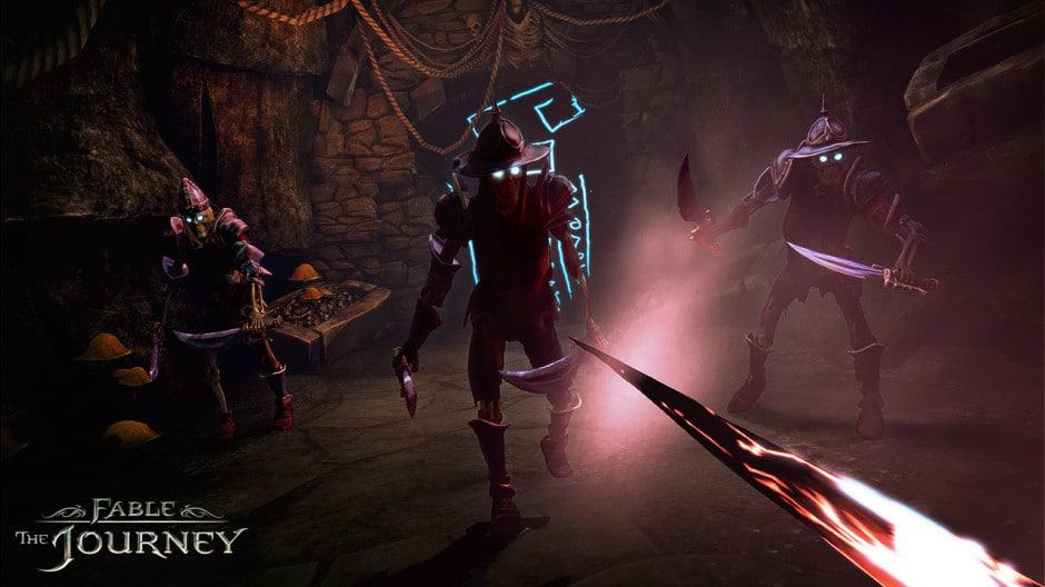 image of Fable-The Journey game