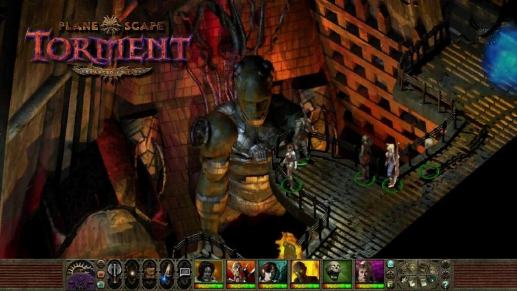 cover image of Planescape: Torment game