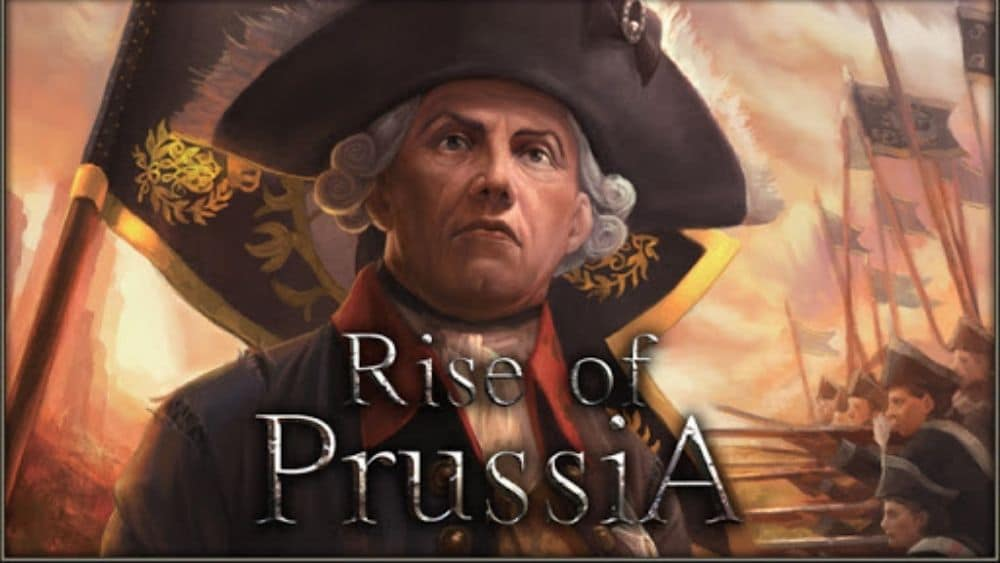 cover image of Rise of Prussia game