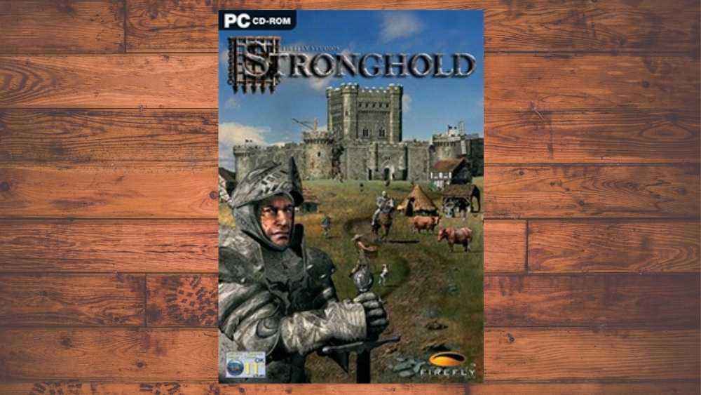 PC cover of Stronghold game