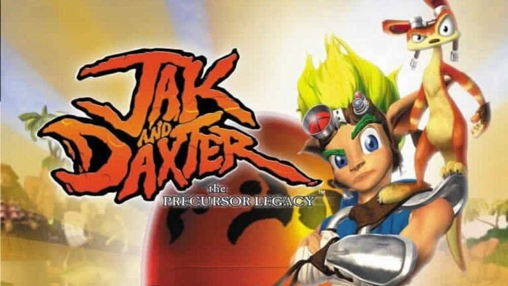 cover image of Jak & Daxter: The Precursor Legacy game