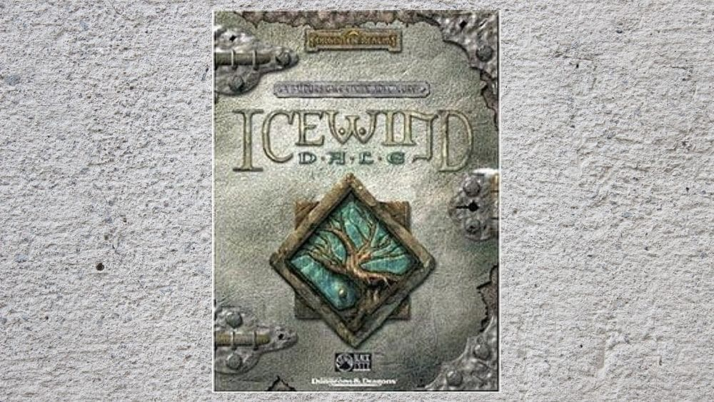 cover image of Icewind Dale game