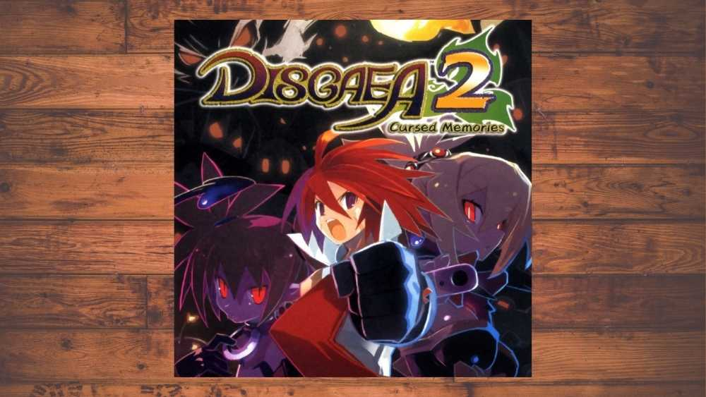 cover of Disgaea 2: Cursed Memories game