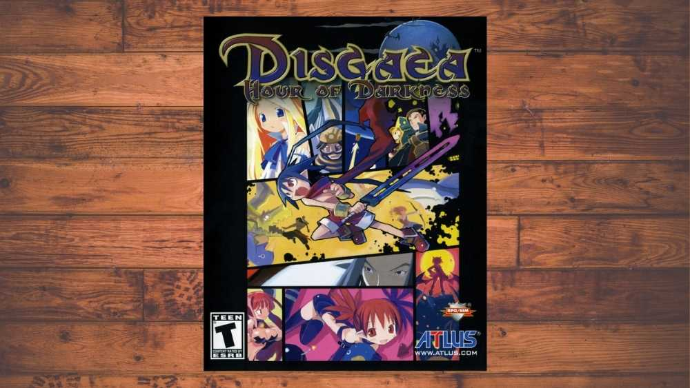cover image of Disgaea: Hour of Darkness game