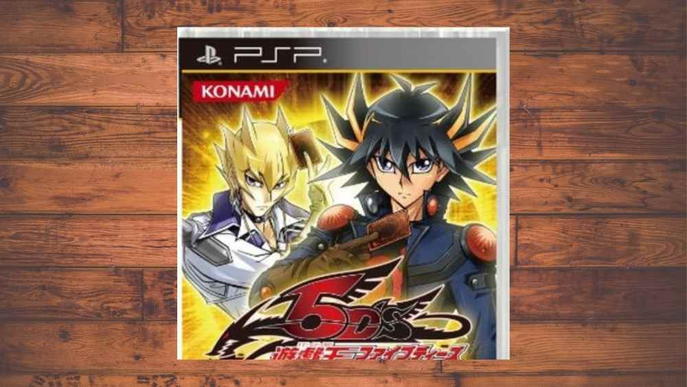 PSP cover image of Yu-Gi-Oh! 5D's: Tag Force 6 game